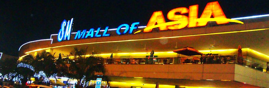 Sm mall of asia manila mall directory Robinson s home furniture philippines