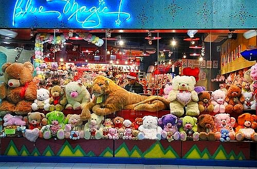 blue magic gift shop sm mall of asia