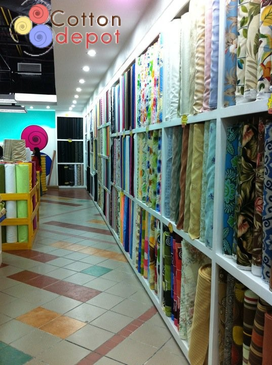 cotton depot mall of asia philippines