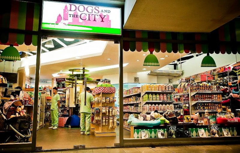 Dogs and The City Pet Store Mall of Asia