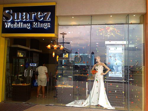 suarez wedding rings mall of asia philippines