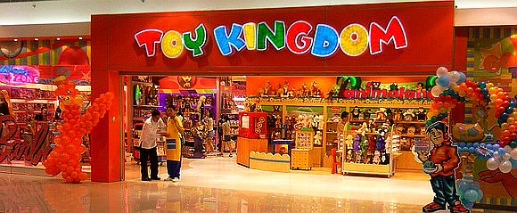 Toy Kingdom SM Mall of Asia