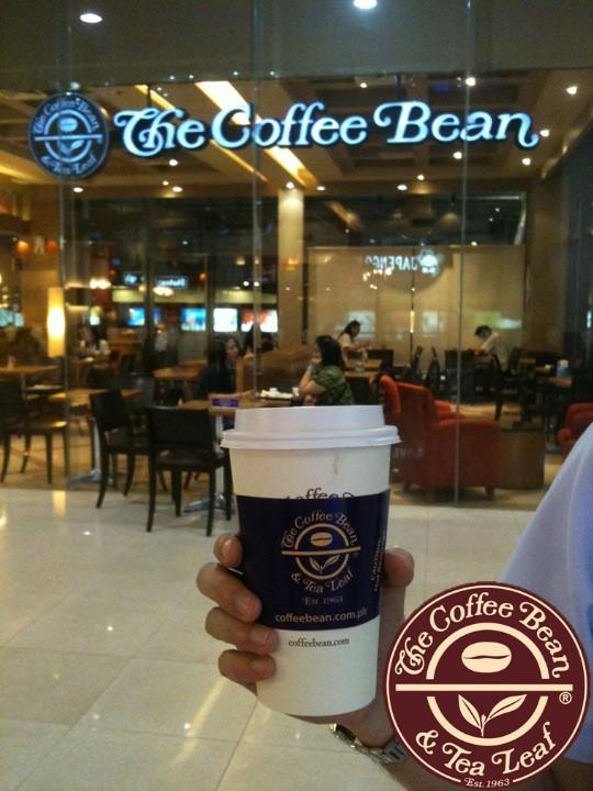The Coffee Bean & Tea Leaf Robinsons Cybergate Cebu
